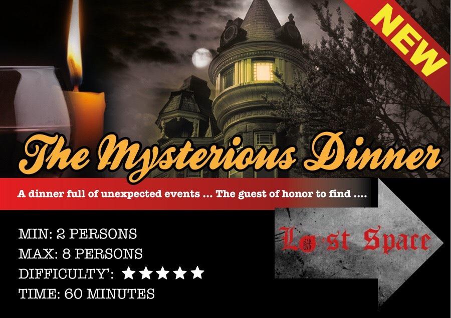cena misteriosa ing